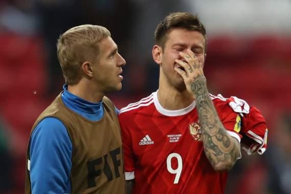 Сборная России может не выступить на ЧМ по футболу в 2018