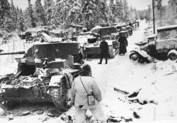 Советско-финская война. Шокирующие факты.