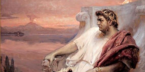 Камо грядеши: восхождение и первые годы правления Нерона