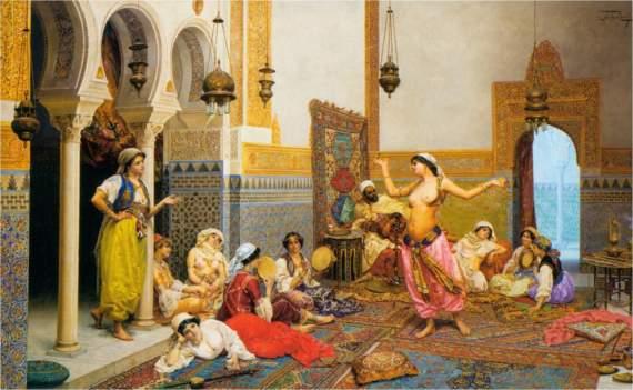 Кастинг, евнухи и ночи любви. Что скрывали гаремы турецких султанов