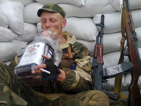 Русский Иван- истинное лицо армии РФ