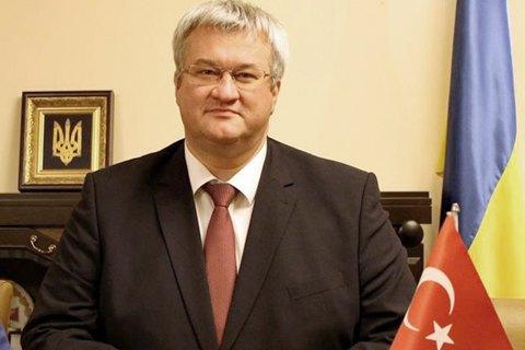 Турция предоставит Украине финансовую помощь в рамках пяти соглашений по 3 млн долл. на оснащение армии