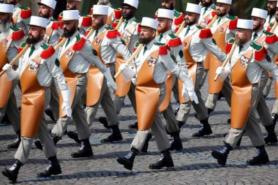 Французский Иностранный легион – взгляд изнутри