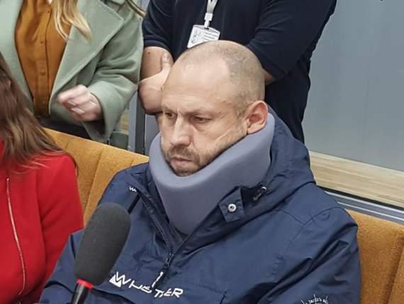 Суд продовжив арешт другого учасника смертельного ДТП у Харкові на 2 місяці