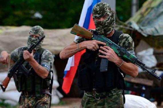 Группа «Найманців — отморозков» прибула в Донецьк
