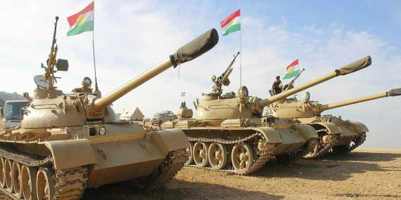 Ближний Восток: ренессанс советской бронетехники