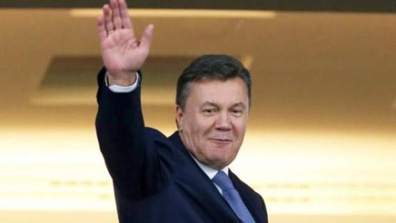 Янукович «На устах украинцев»