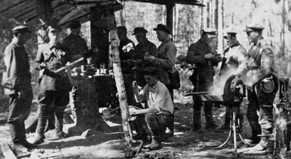 Партизанские«кулибины» исамодельное оружие подпольщиков