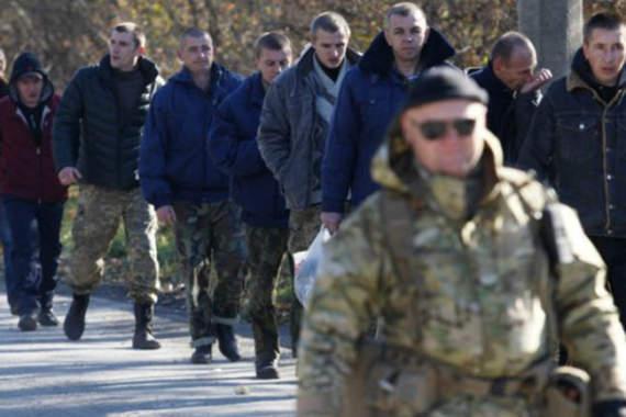 Звільнені 27 грудня українські заручники (список)
