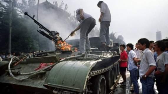 На площі Тяньаньмень у 1989 році загинуло 10 тисяч людей