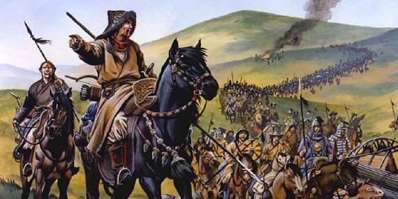Ктокого: монгольская орда против хитрого раджи изЯвы