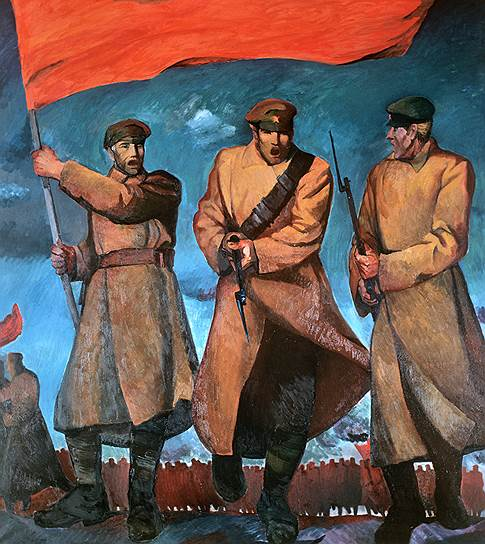 Чьими руками большевики устанавливали новые порядки