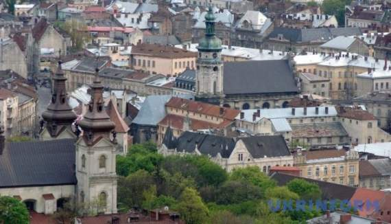 Британское издание советует посетить в 2018 году Львов