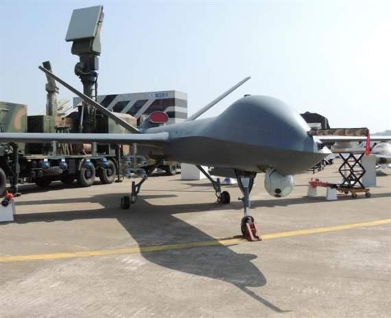 Египет заказал китайские боевые БЛА CH-5 Wing Loong III