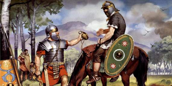 Пить, каклегионеры: чемрадовали себя солдаты древнего Рима