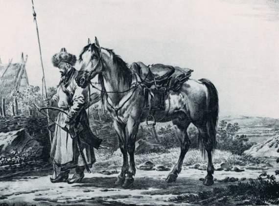 «Ногайская бойня» у Перекопа