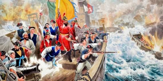 Победа по-корейски: ЛиСунСинпротив японцев