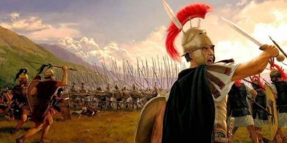 Пиррова победа. Аускул, 279 г. до н. э.
