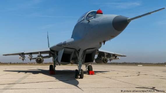 Болгария приостановила действие соглашения с РСК «МиГ» из-за жалобы Украины