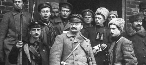 Евреи в послереволюционном Союзе