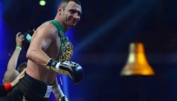 Виталий Кличко – первый украинец в Международном зале боксерской славы