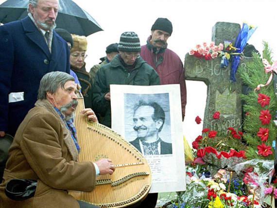 В'ячеслав Чорновіл:таємниці життя і смерті