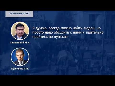 Запись разговора Саакашвили с Курченко с большой вероятностью является фейком /расследование/