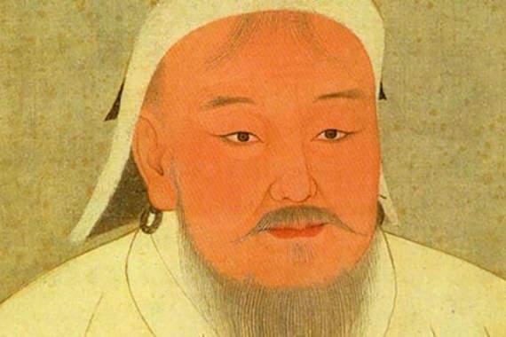 Рудоволосий і синьоокий Чингісхан та його європейські предки