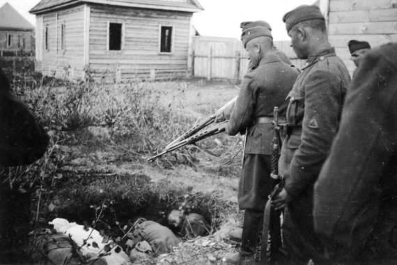 Венгерский террор на территории СССР, 1941-1943 гг.