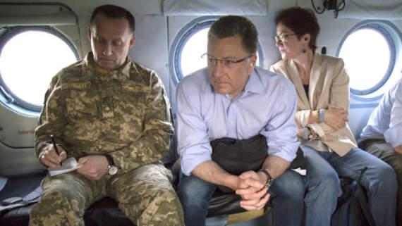 Войну на Донбассе можно завершить за 12 месяцев, — Волкер