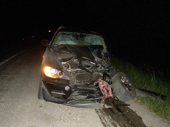 В Хмельницкой области водитель сбил мать с ребенком насмерть