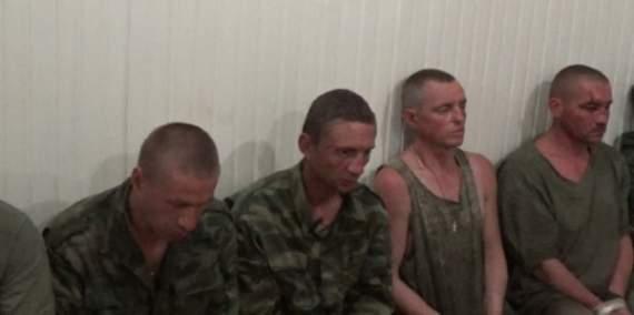 Список боевиков и террористов, которых затребовали российские оккупационные власти на Донбассе на обмен