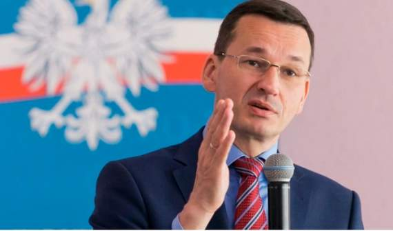 100 000 украинских беженцев приняла Польша ( Польское заявление )