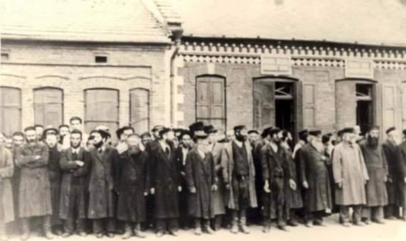 Умиваючи руки: як русскіє зробили з українців найбільших погромників євреїв