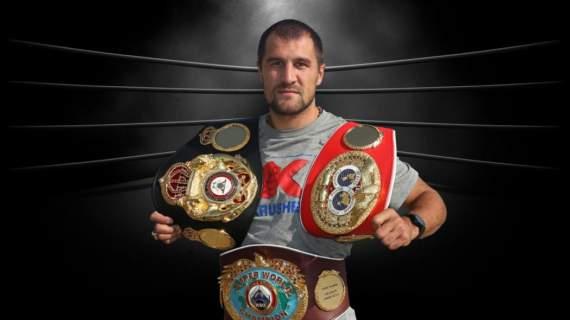 Российский боксер ответил на обвинения в предательстве за видео с украинцами (ВИДЕО)