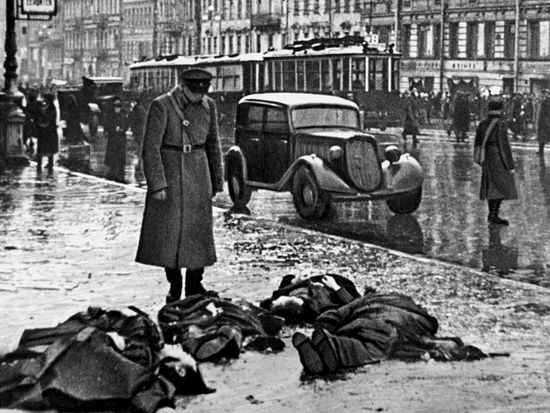 Искусственная блокада Ленинграда: миф развенчан, он был выгоден преступным властям