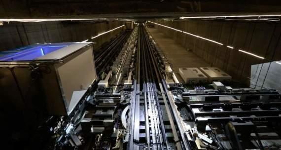Лифтовая модернизация в «ДНР»