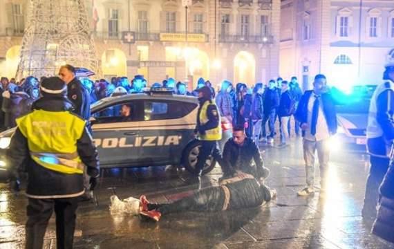 В Италии случился теракт