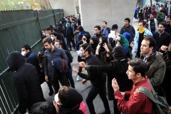 Названы виновники Иранских протестов