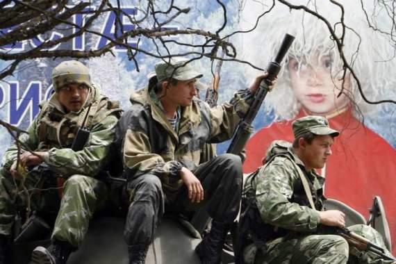 Чому на Донбасі воюють абхази та осетини