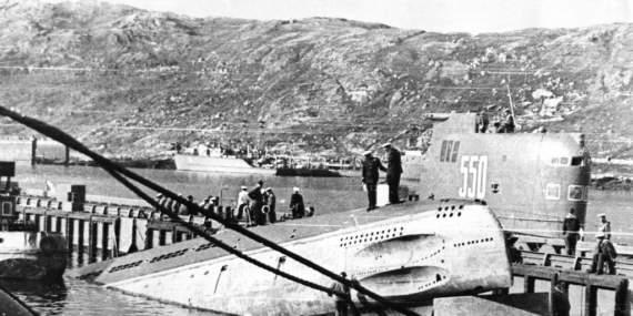 Катастрофа советской подводной лодки Б-37: три причины