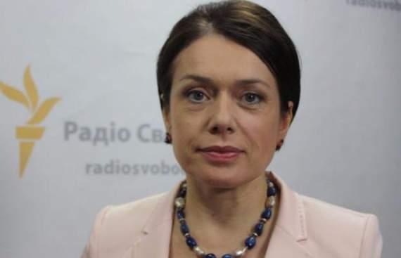 Как министр образования получила 40 000 гривен помощи