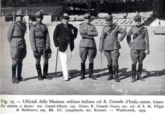 Итальянские коммунисты, моряки и бандиты в борьбе за Советскую Грузию и Россию.