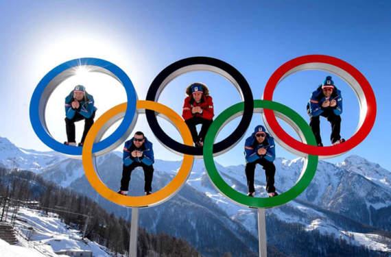 В Украине будут транслироваться две Олимпиады