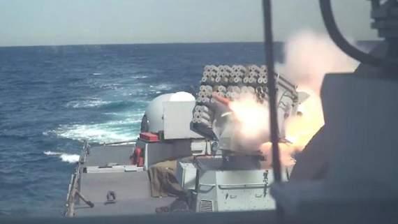 """Израильские ВМС получат """"Огненный серп"""", способный обманывать ракеты противника"""