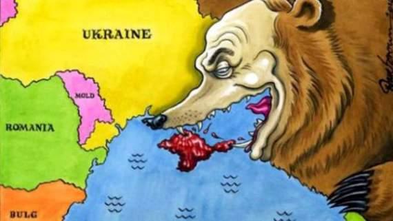 Аннексированный Крым: пять проблем для оккупанта