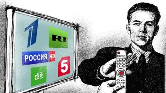 Российский нацист стал жертвой пропаганды Кремля