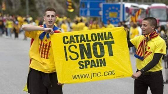 Каталония потеряла около 1 млрд евро запопытку отделения отИспании