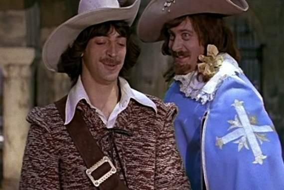 Один за всіх: «Інтеру» призначили перевірку через «Трьох мушкетерів»