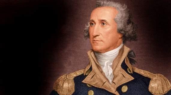 """Джордж Вашингтон: американський президент та його """"дерев'яна"""" щелепа"""